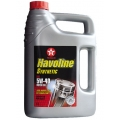 TEXACO HAVOLINE SYNTETIC 5W40 - 5 Litri